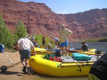 Grand Canyon Trash Tours 2006 001