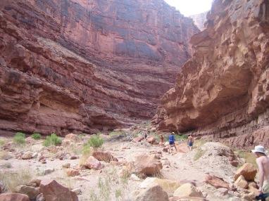 Grand Canyon Trash Tours 2006 007