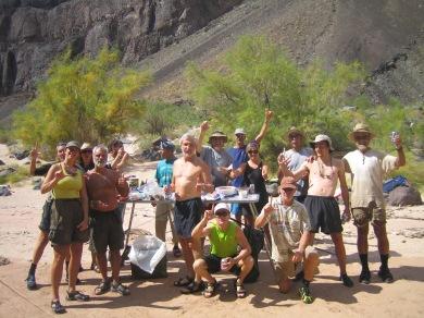 Grand Canyon Trash Tours 2006 209